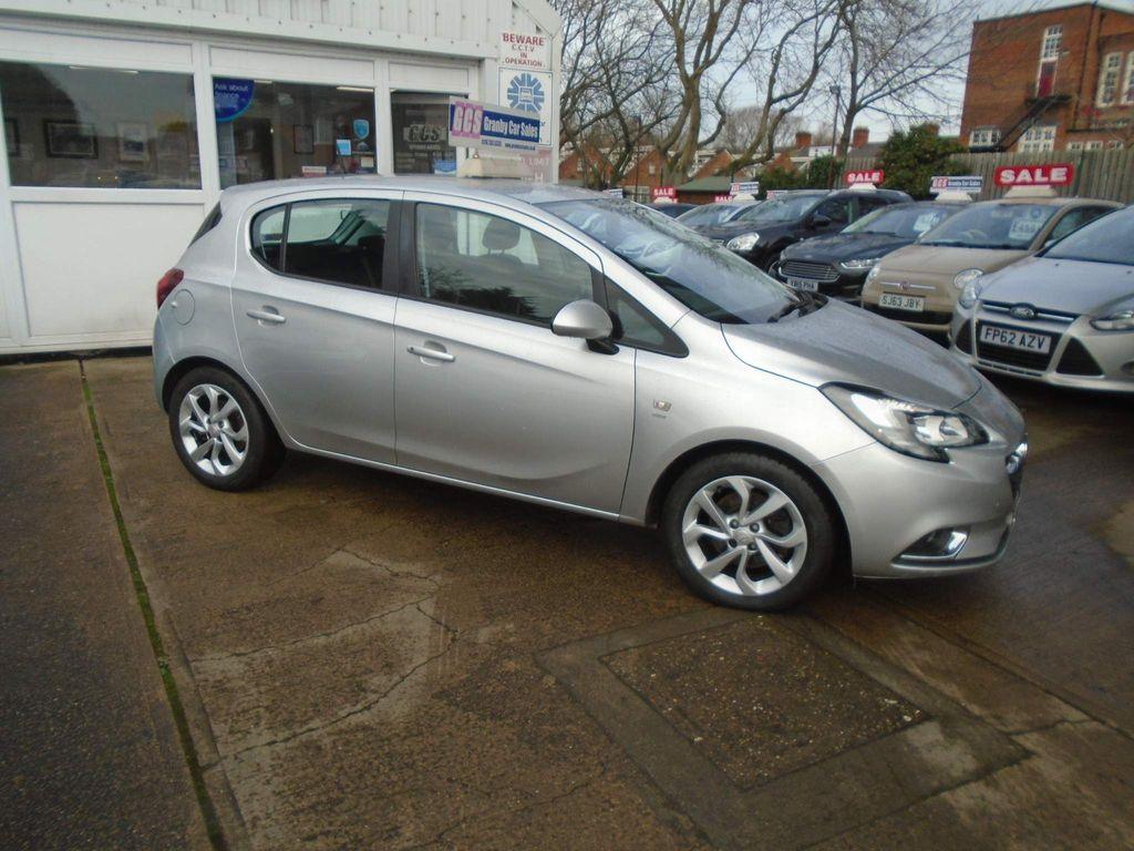 Vauxhall Corsa Hatchback 1.3 CDTi ecoFLEX SRi (s/s) 5dr