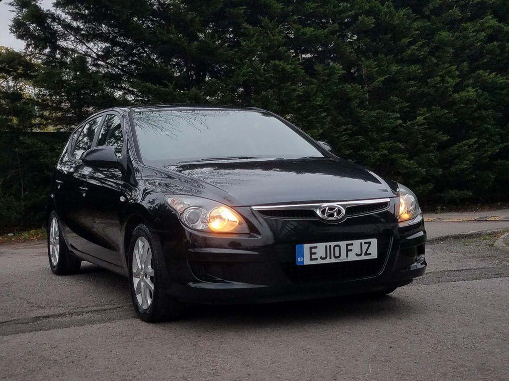 Hyundai i30 Hatchback 1.6 Comfort 5dr