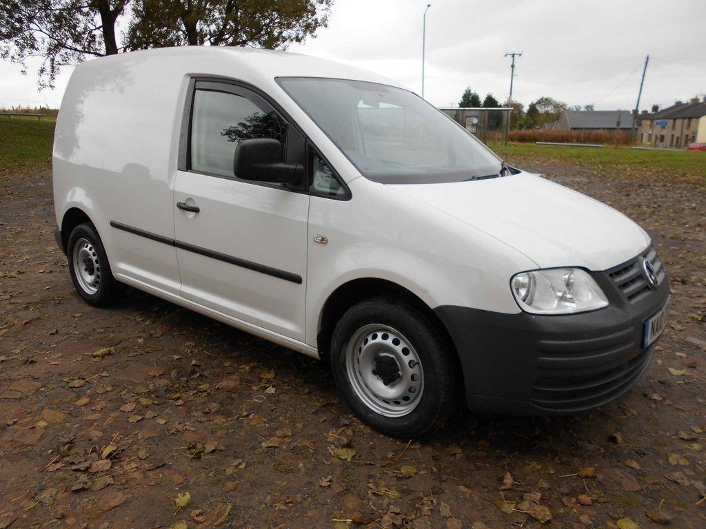 Volkswagen Caddy Panel Van 1.9 TDI PD C20 Panel Van 4dr