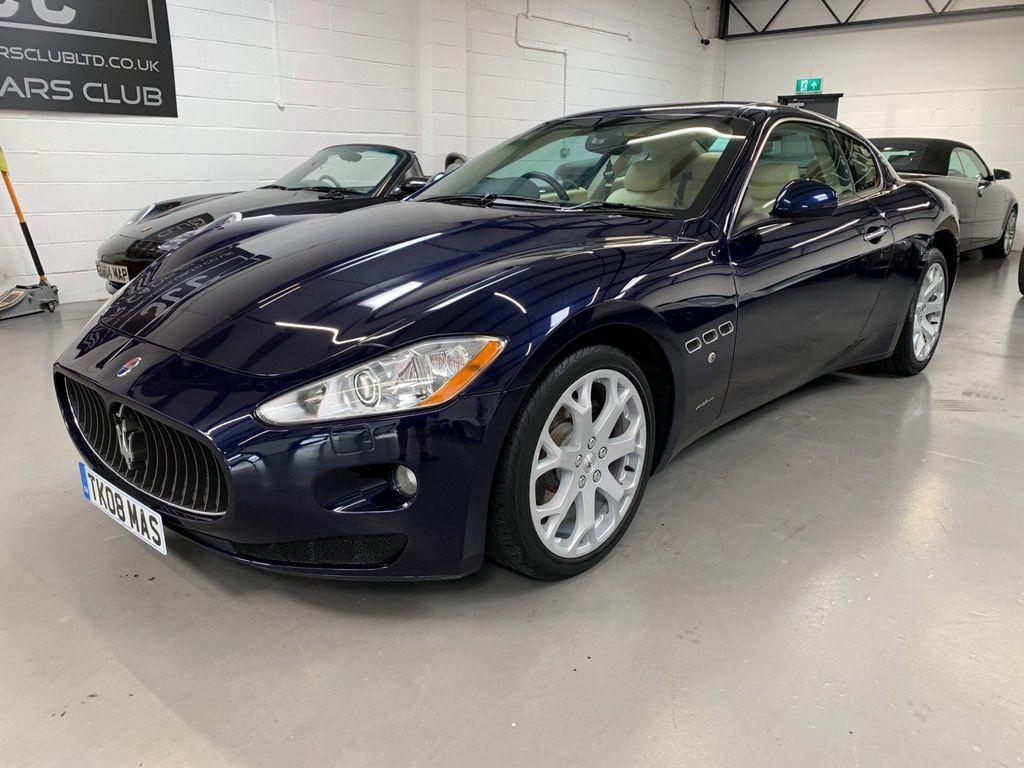 Maserati Granturismo Coupe 4.2 V8 Auto 2dr