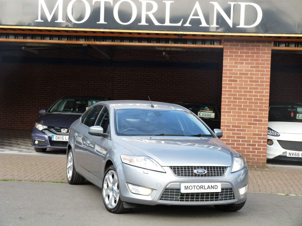 Ford Mondeo Hatchback 2.2 TDCi Titanium X 5dr