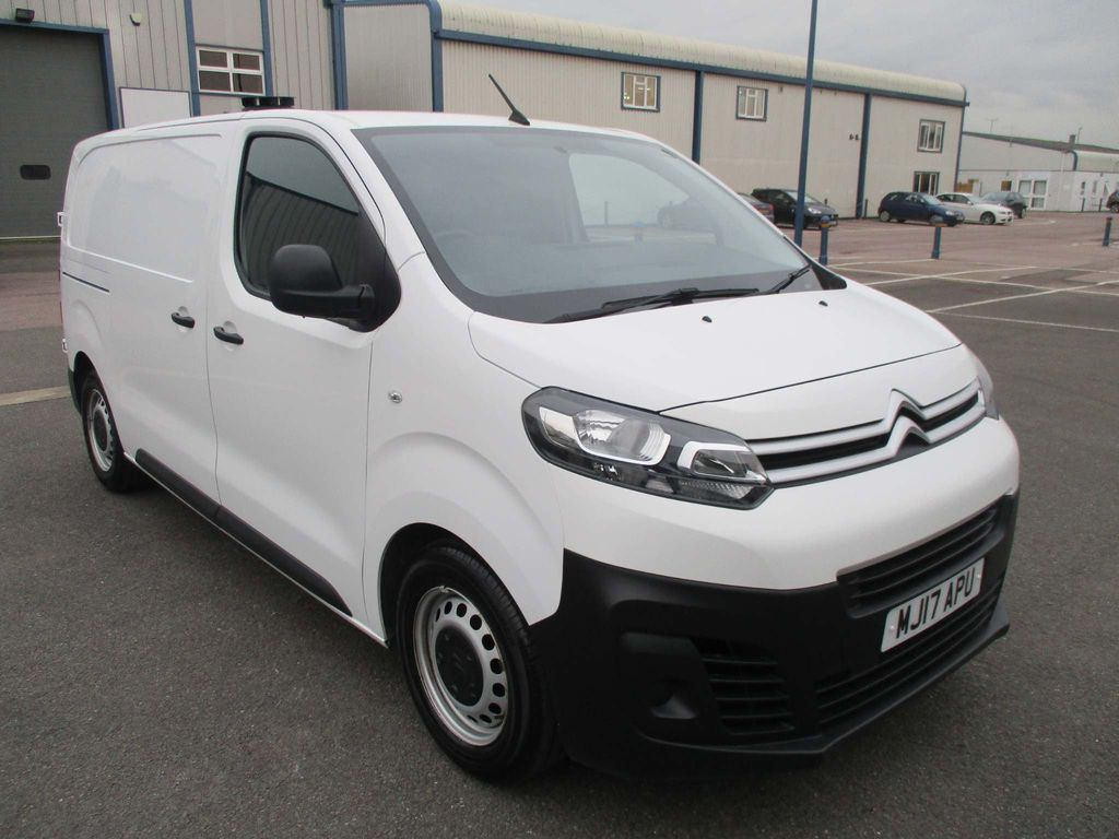 Citroen Dispatch Panel Van 1.6 BlueHDi Enterprise M 1000 Panel Van (s/s) 5dr (EU6)