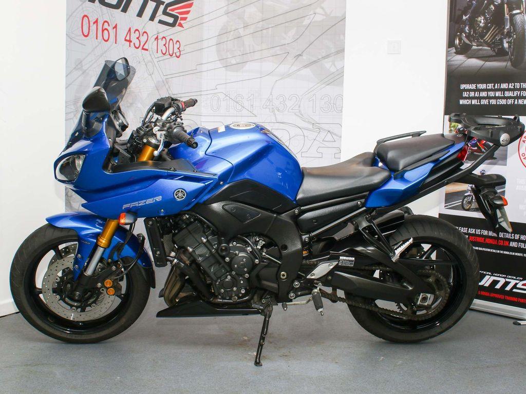 Yamaha Fazer 8 Sports Tourer 800