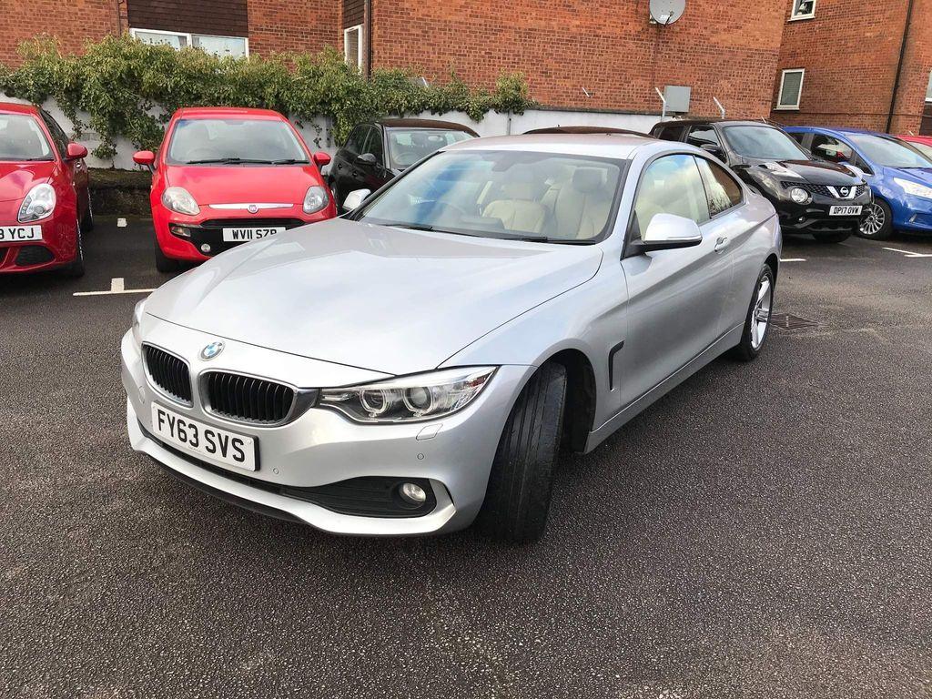 BMW 4 Series Coupe 2.0 420d SE Auto xDrive 2dr