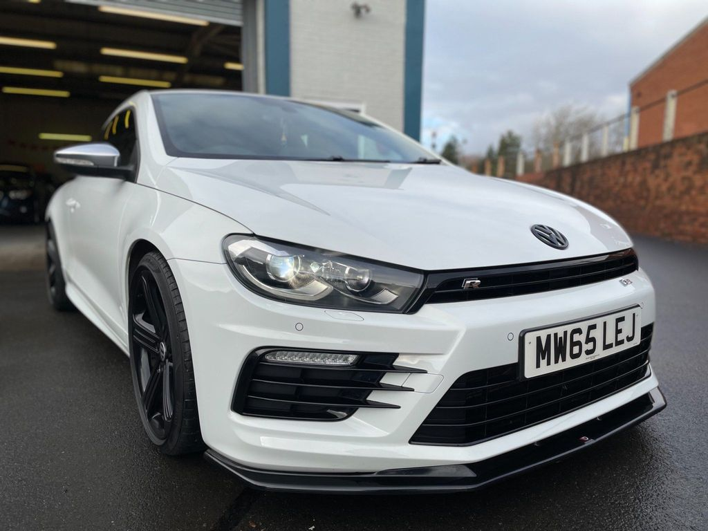 Volkswagen Scirocco Coupe 2.0 TSI BlueMotion Tech R Hatchback 3dr