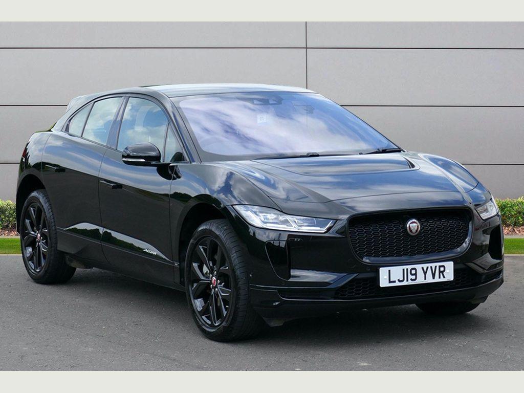 Jaguar I-PACE SUV 90kWh SE Auto 4WD 5dr