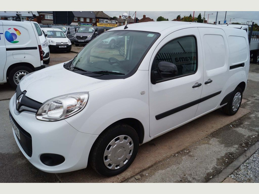 Renault Kangoo Maxi Panel Van 1.5DCi 90 LWB NRG BUSINESS PLUS (AIRCON)