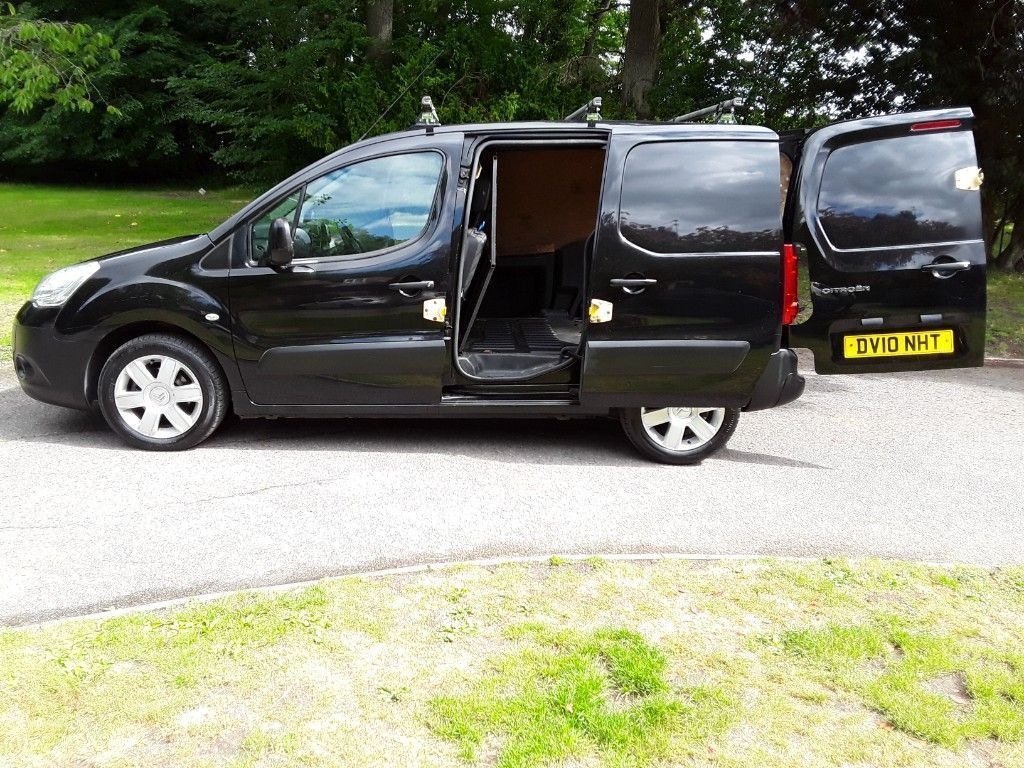 Citroen Berlingo Panel Van 1.6 HDi L1 625 LX Panel Van 5dr Diesel Manual (153 g/km, 75 bhp)