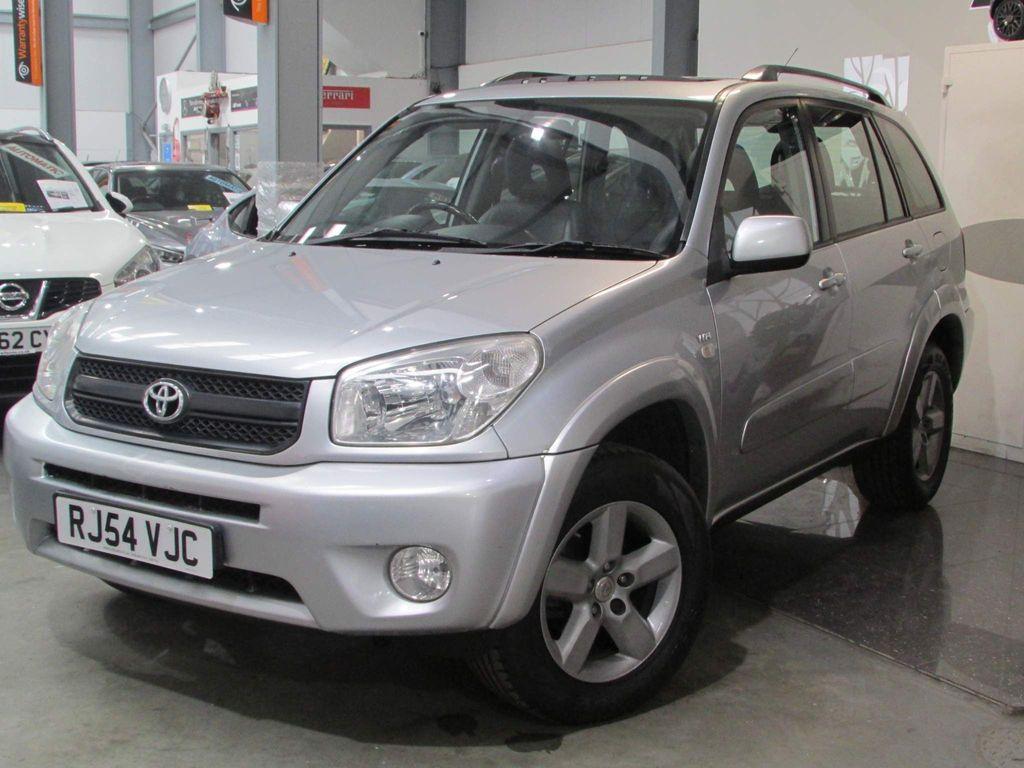 Toyota RAV4 SUV 2.0 VVT-i XT4 4WD 5dr