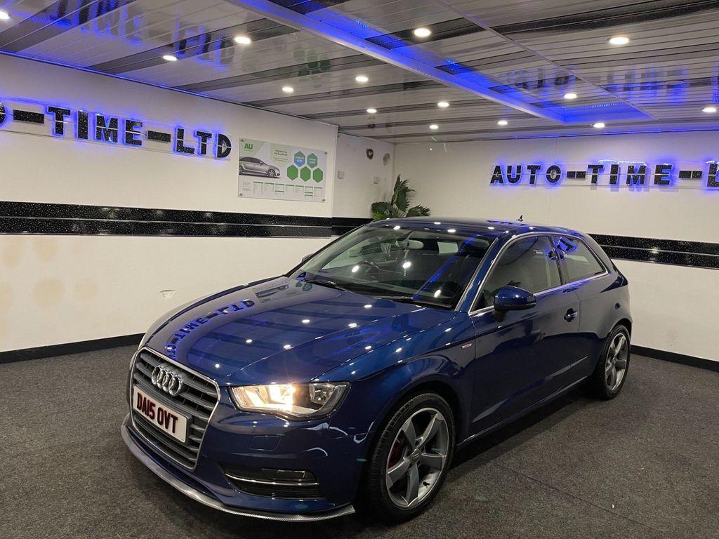 Audi A3 Hatchback 1.6 TDI Sport 3dr