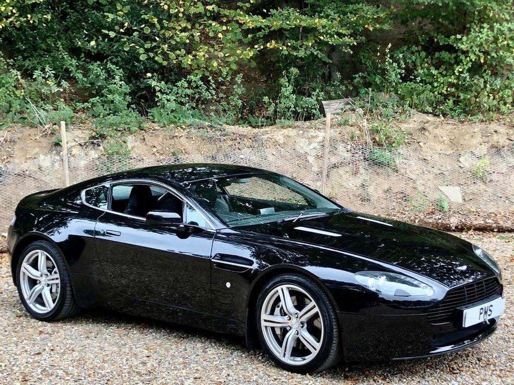 Aston Martin Vantage Coupe 4.7 V8 2dr (EU4)