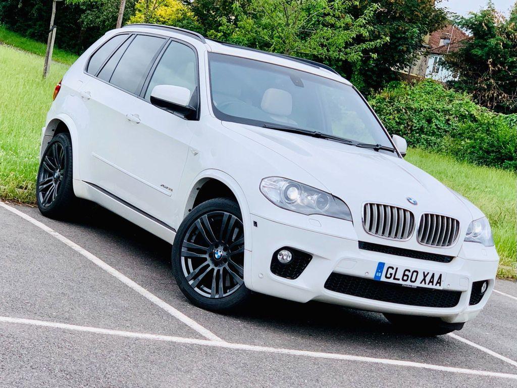 BMW X5 SUV 4.4 50i V8 M Sport Auto xDrive 5dr