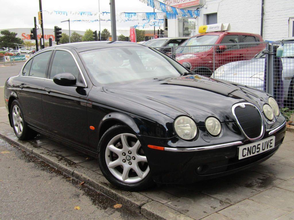 Jaguar S-Type Saloon 2.5 V6 SE Plus 4dr