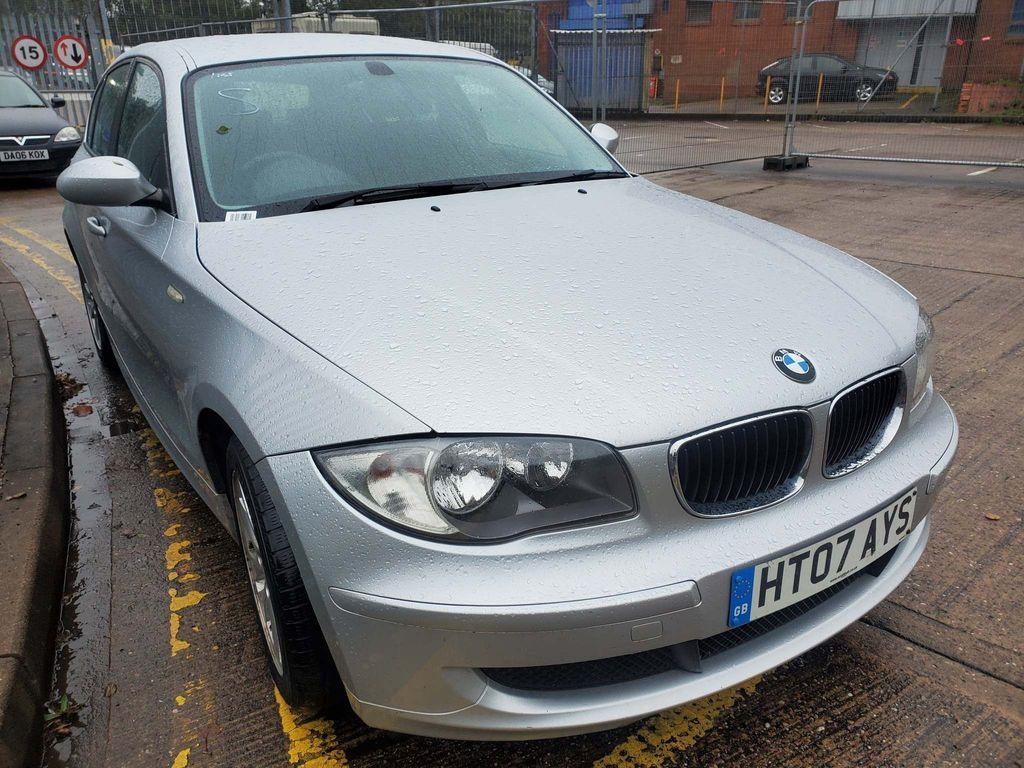 BMW 1 Series Hatchback 2.0 118d 5dr