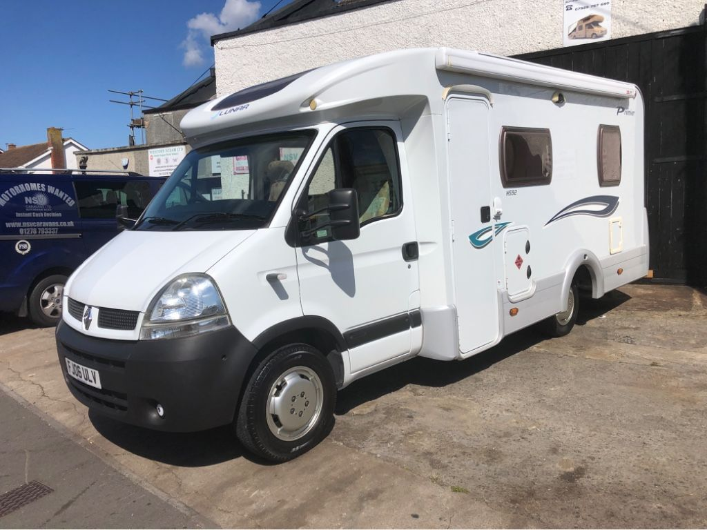 Lunar Sorry now sold Low Profile Renault master