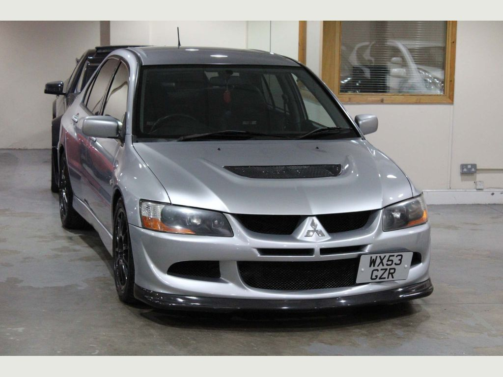 Used Mitsubishi Lancer Saloon 2 0 Evo Viii Mr Fq