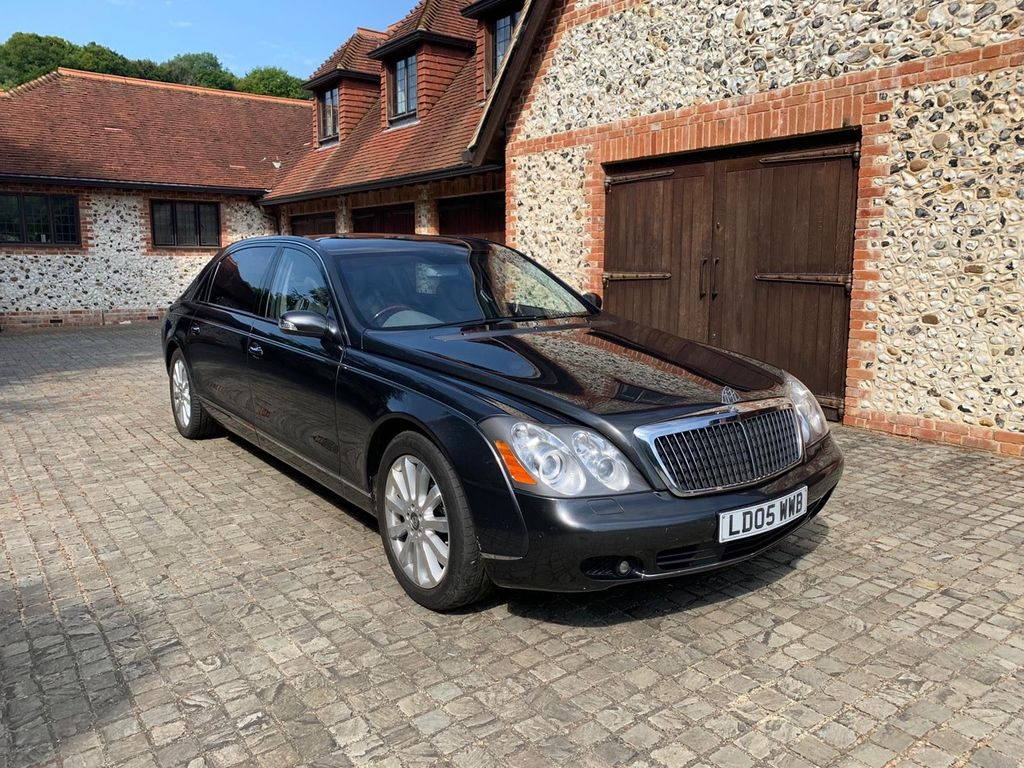 Maybach 62 Other 5.5 4dr