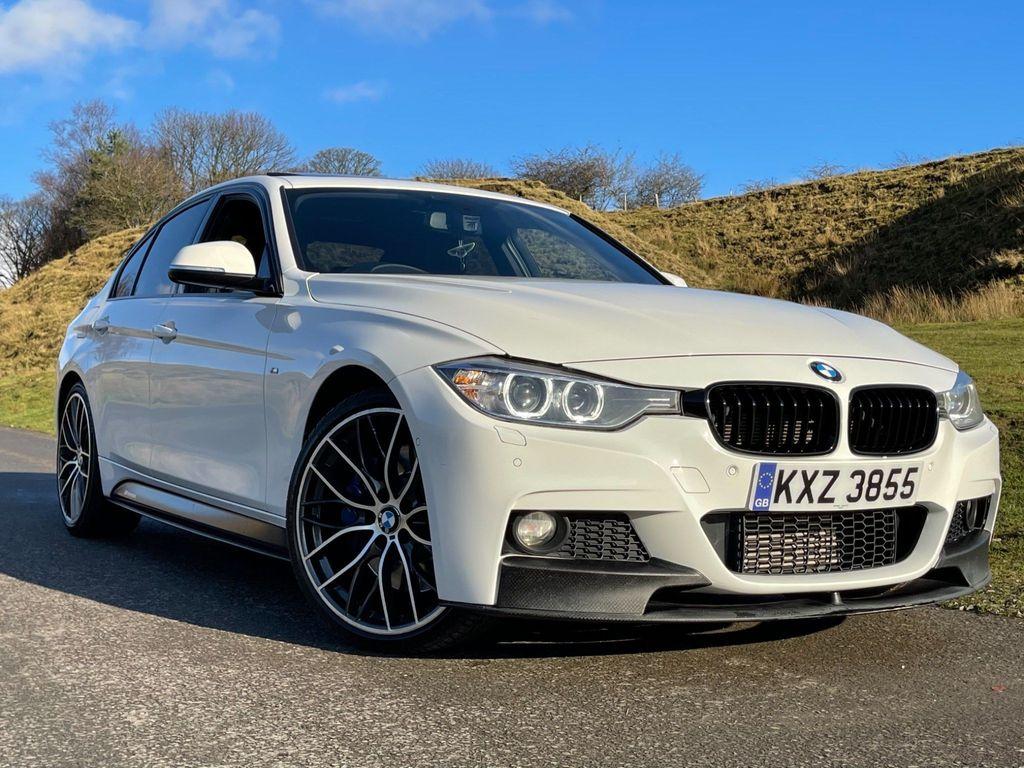 BMW 3 Series Saloon 3.0 335d M Sport Sport Auto xDrive (s/s) 4dr