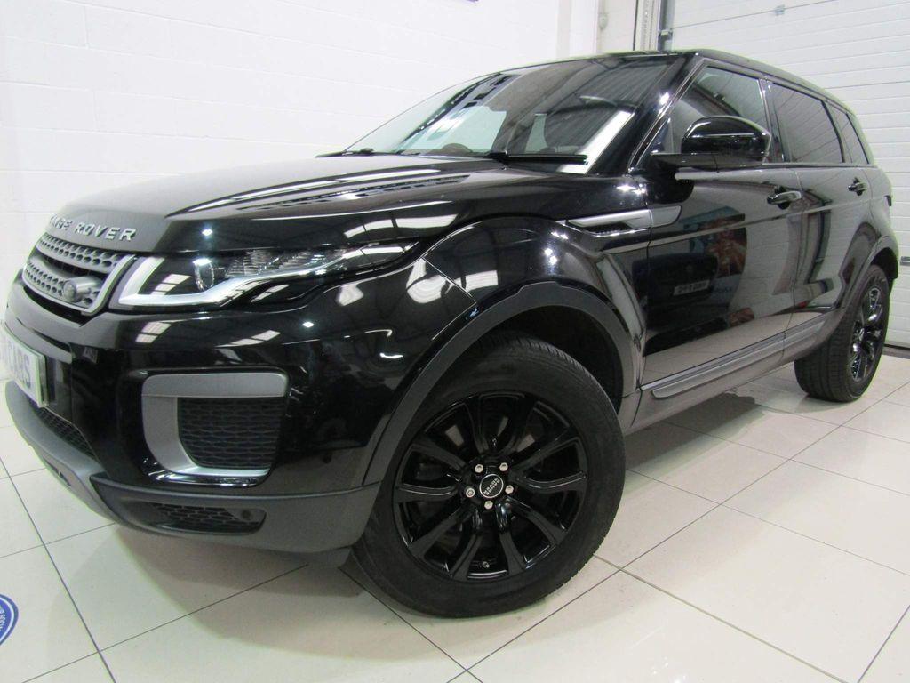 Land Rover Range Rover Evoque SUV 2.0 TD4 SE Auto 4WD (s/s) 5dr
