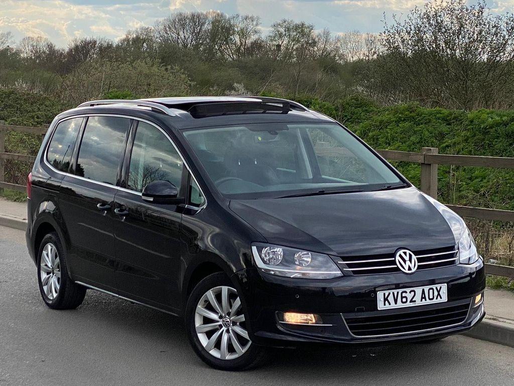Volkswagen Sharan MPV 2.0 TDI SEL 5dr