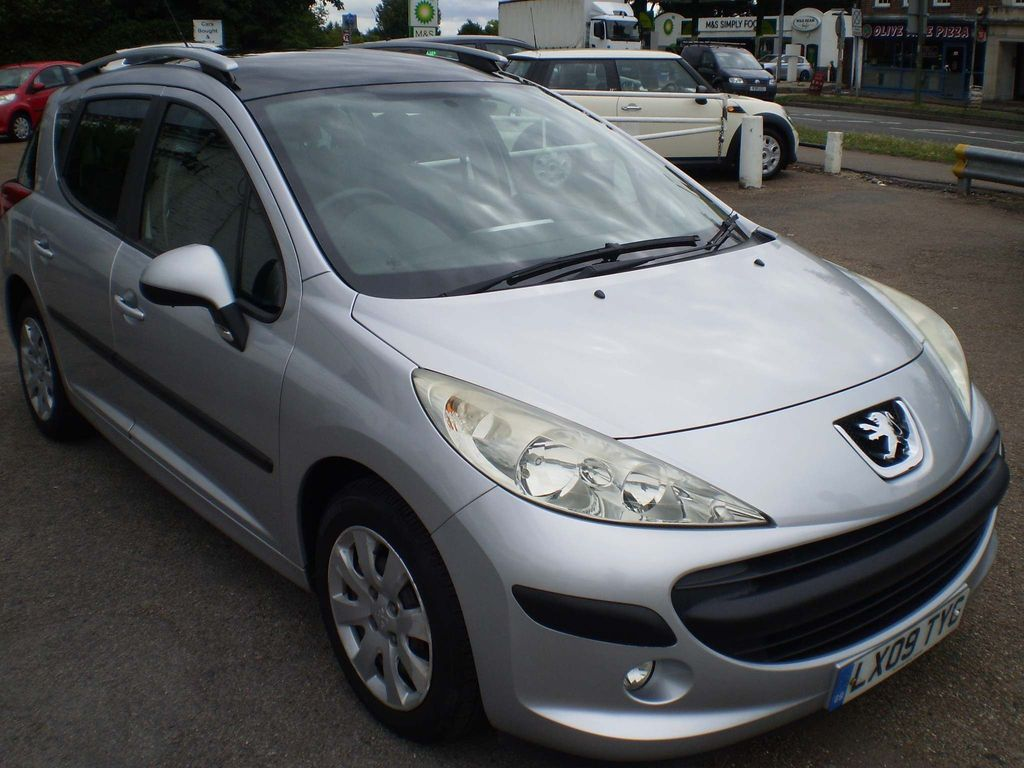 Peugeot 207 SW Estate 1.4 VTi Sport 5dr