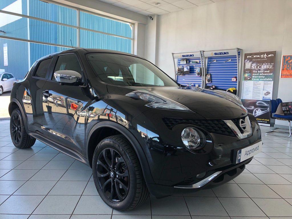 Nissan Juke SUV 1.2 DIG-T Tekna (s/s) 5dr