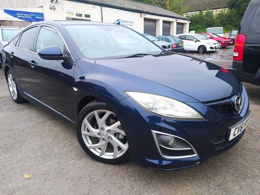 Mazda Mazda6 Hatchback 2.2d Sport 5dr