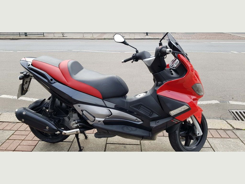 Gilera Nexus Unlisted