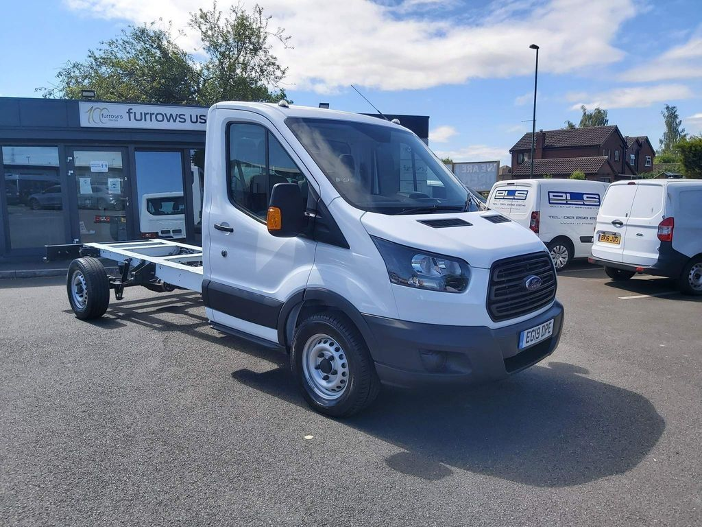 Ford Transit Chassis Cab 350 L3/4 CHASSIS CAB 2.0 170 PS **A/C**