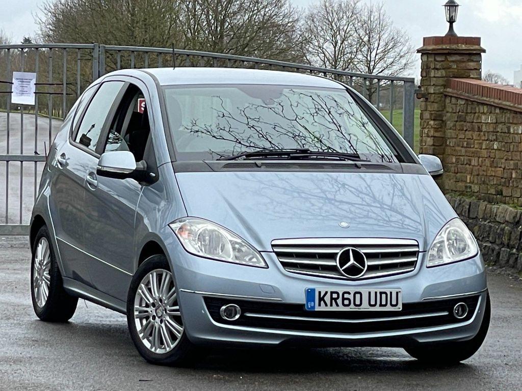 Mercedes-Benz A Class Hatchback 2.0 A160 CDI Elegance SE CVT 5dr
