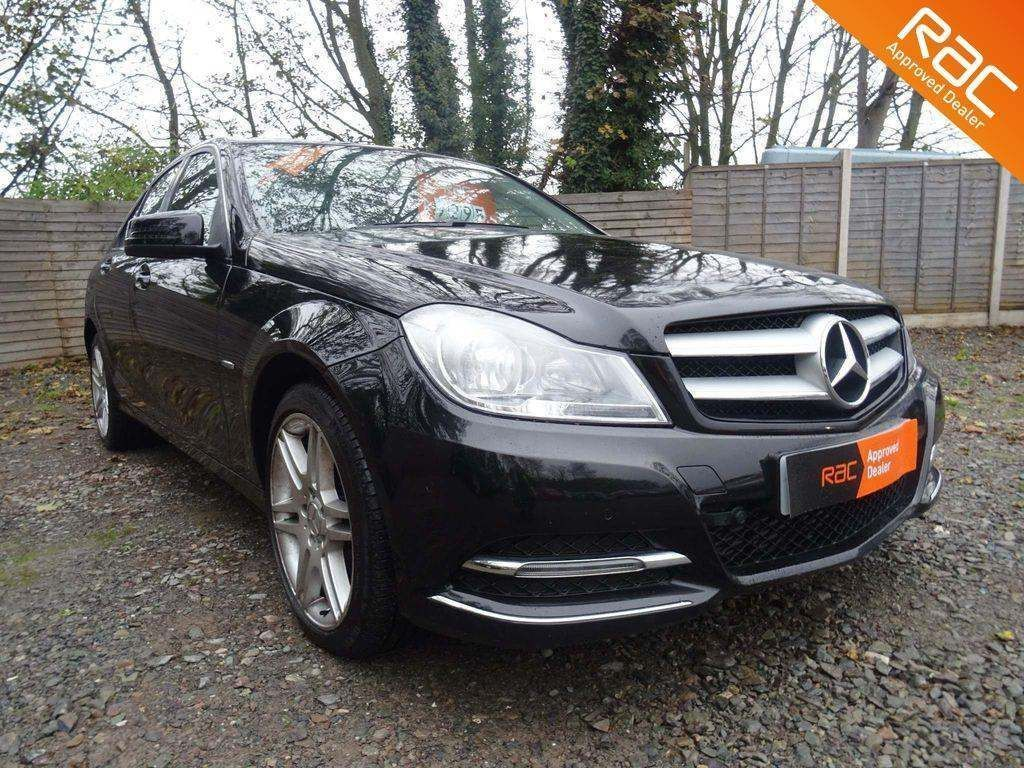 Mercedes-Benz C Class Saloon 2.1 C200 CDI SE (Executive) 7G-Tronic Plus 4dr