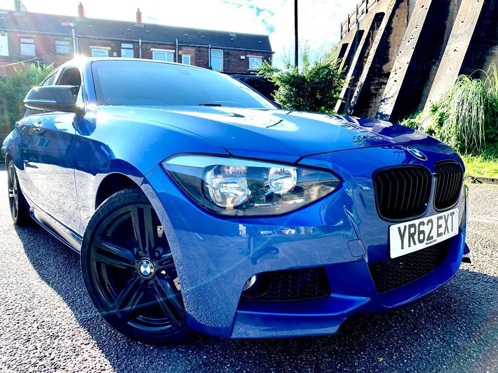 BMW 1 Series Hatchback 1.6 116i M Sport Sports Hatch 5dr