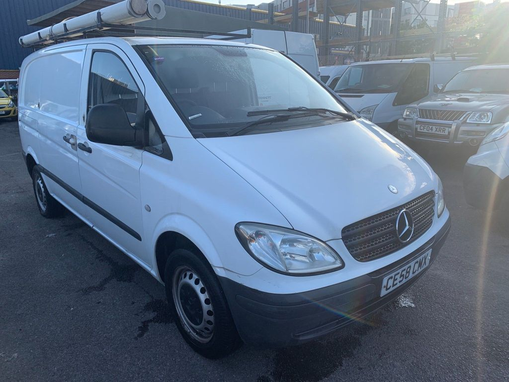 Mercedes-Benz Vito Panel Van 2.1 109CDI Compact Panel Van SWB 5dr