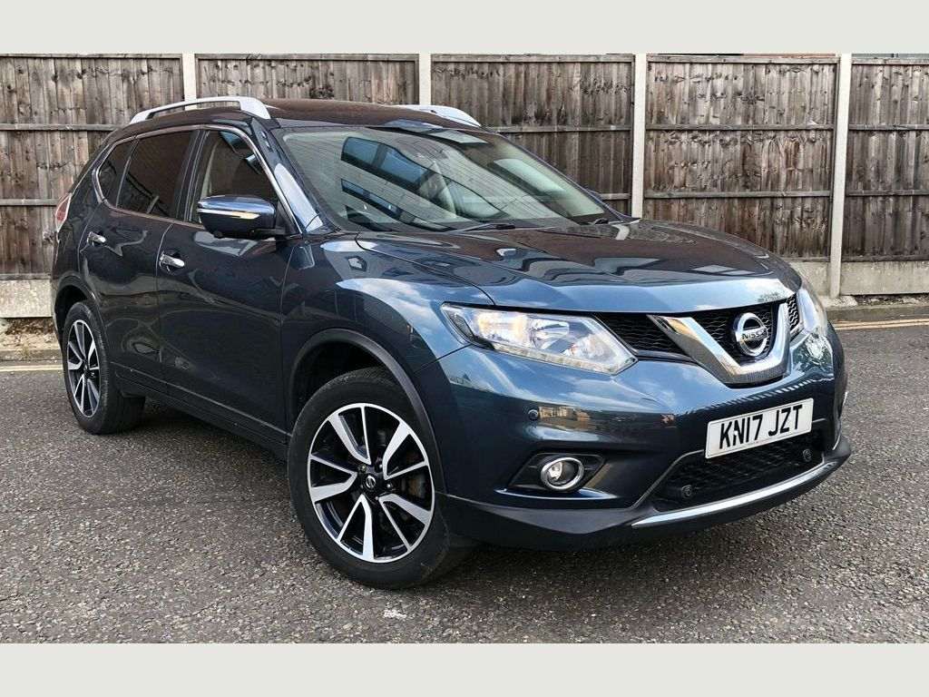 Nissan X-Trail SUV 1.6 dCi N-Vision (s/s) 5dr