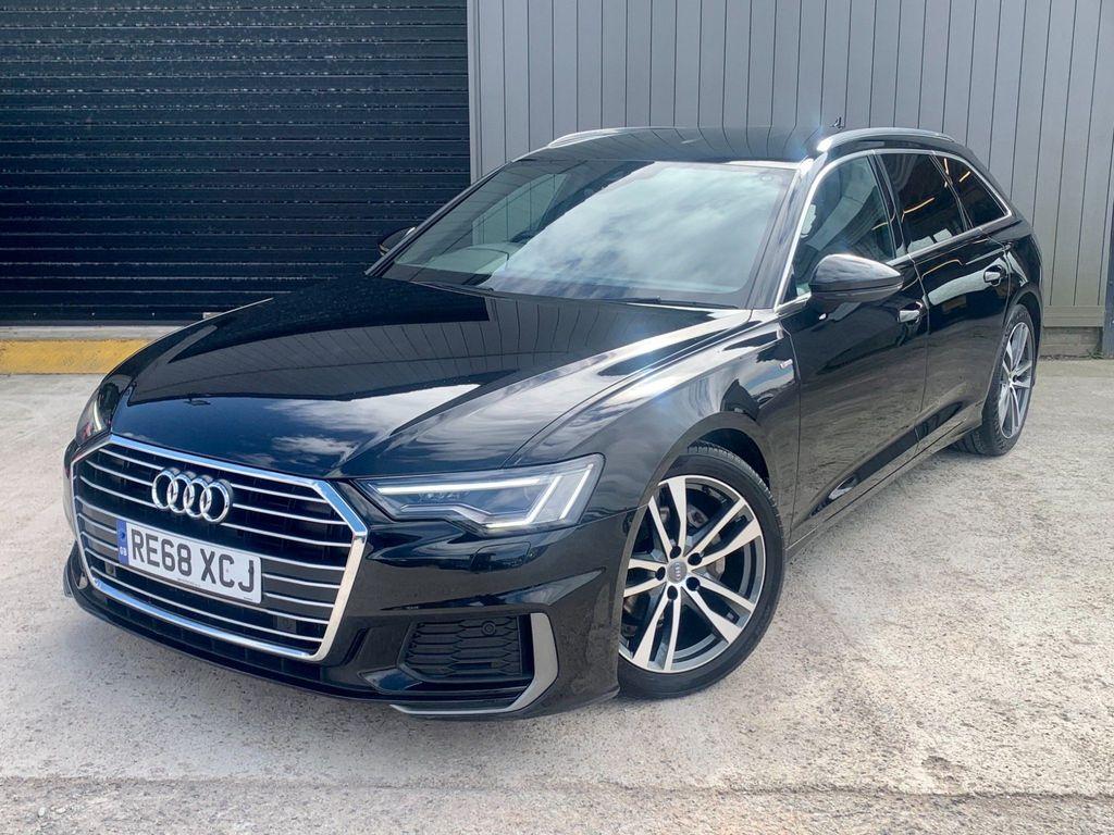 Audi A6 Avant Estate 2.0 TDI 40 S line Avant S Tronic (s/s) 5dr