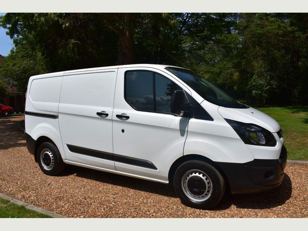 Ford Transit Custom Panel Van 2.0 TDCI 130BHP 270 EU6 TWIN SIDE DR A/C