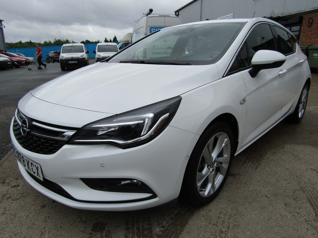 Vauxhall Astra Unlisted 1.6 CDTi DYNAMIC 5 DR 6 SPEED MANUAL