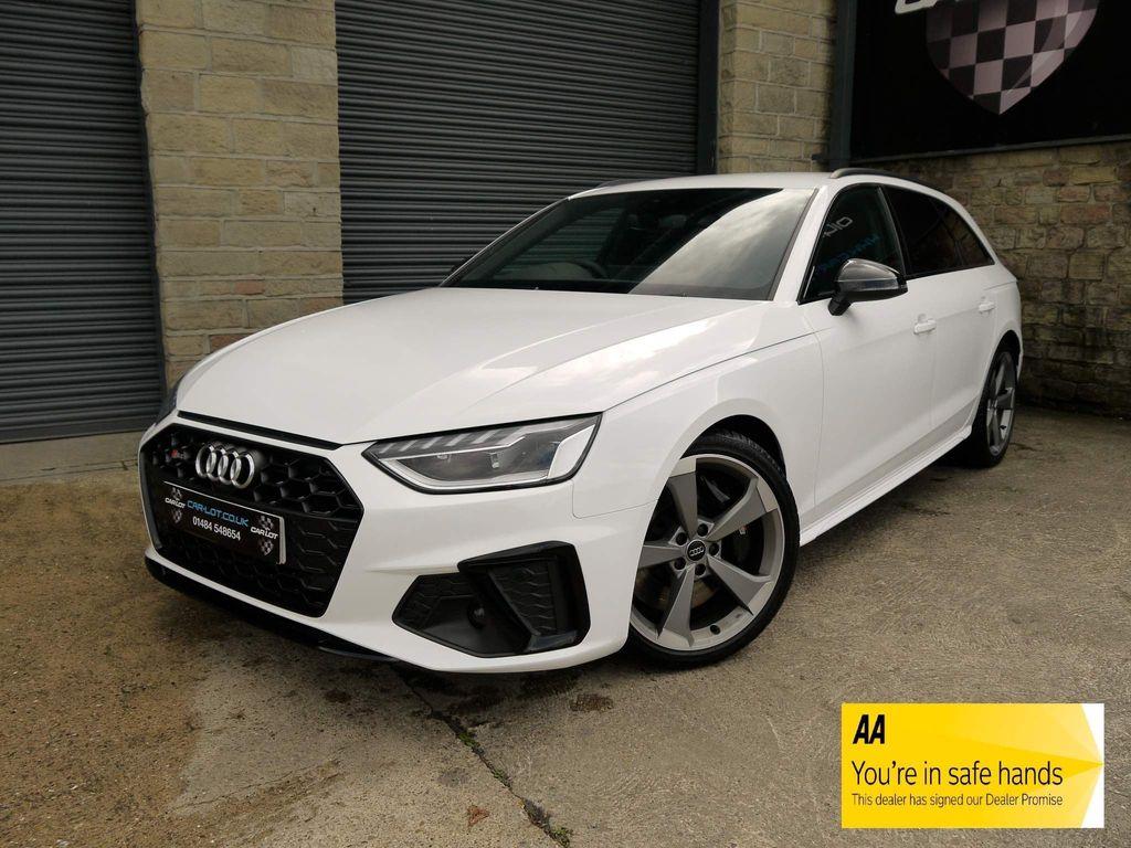Audi S4 Avant Estate 3.0 TDI V6 Black Edition Avant Tiptronic quattro (s/s) 5dr
