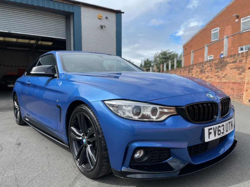 BMW 4 Series Coupe 2.0 428i M Sport Auto (s/s) 2dr