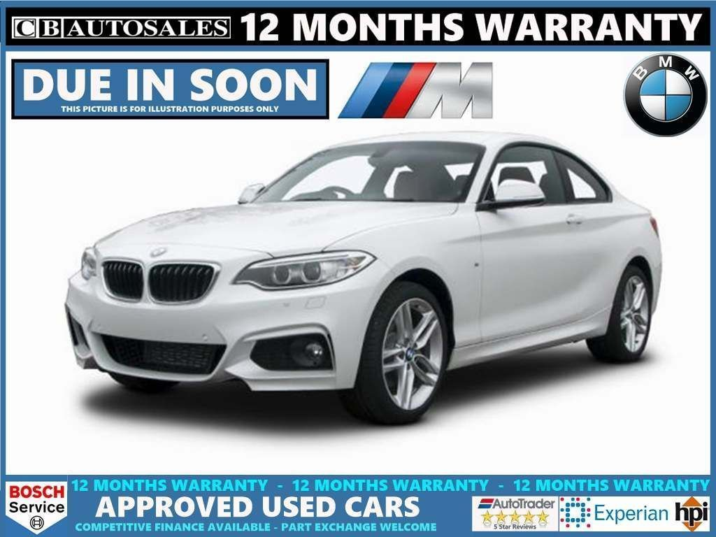 BMW 2 Series Coupe 2.0 220d M Sport Auto xDrive (s/s) 2dr