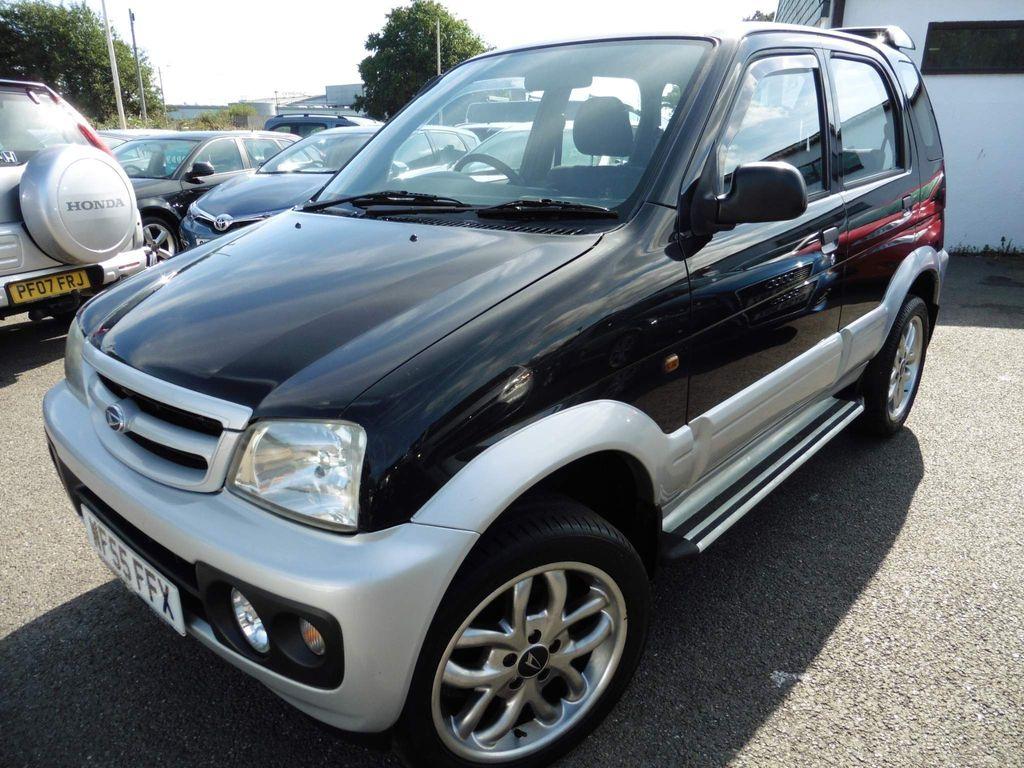 Daihatsu Terios SUV 1.3 Sport 5dr