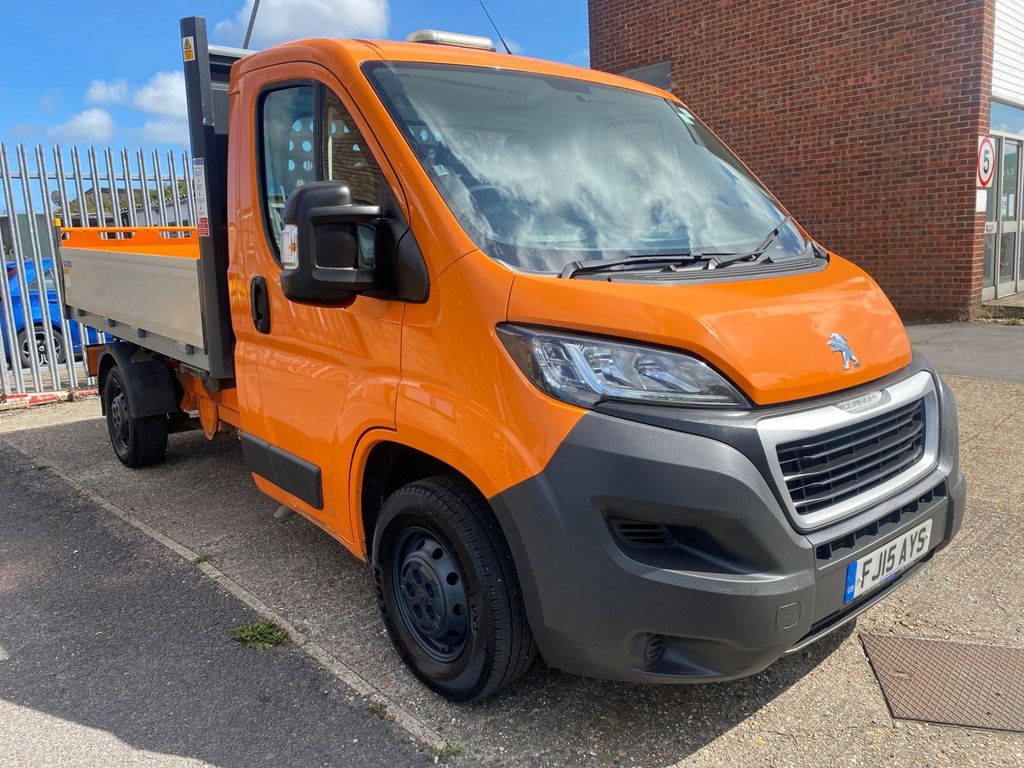 Peugeot Boxer Chassis Cab 2.2 HDi 335 L2 2dr