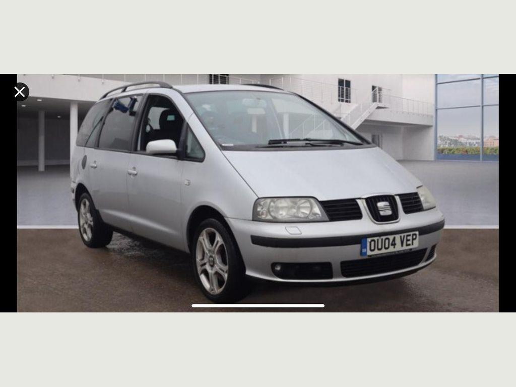 SEAT Alhambra MPV 1.9 TDI SE 5dr