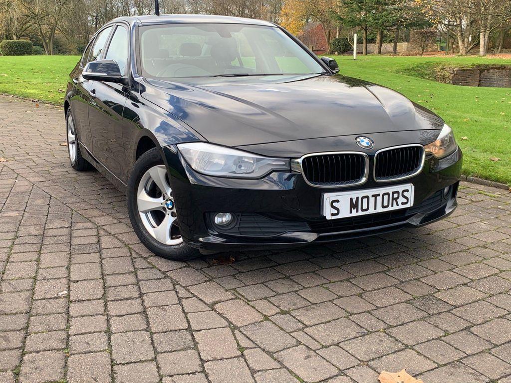 BMW 3 Series Saloon 1.6 320i ED EfficientDynamics (s/s) 4dr