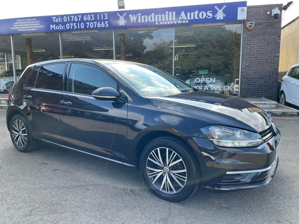 Volkswagen Golf Hatchback 1.0 TSI BlueMotion Tech SE DSG (s/s) 5dr