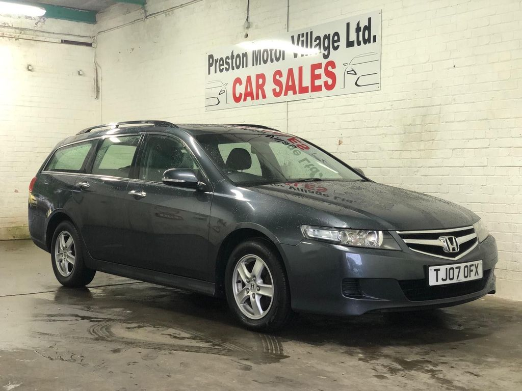 Honda Accord Estate 2.0 i-VTEC SE Tourer 5dr