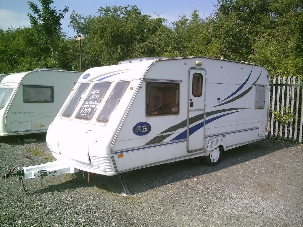 ABI BROCKLYN Tourer 2001 4 BERTH FIXED BED MOTORMOVER