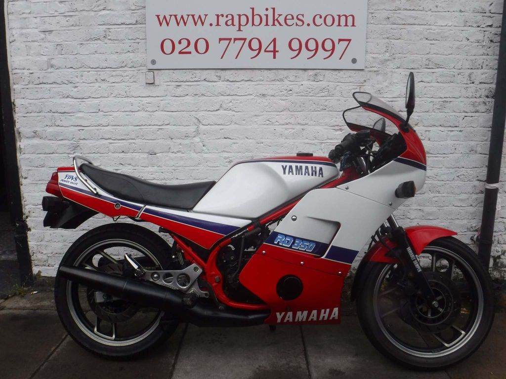 Yamaha RD350 Sports Tourer 350 F