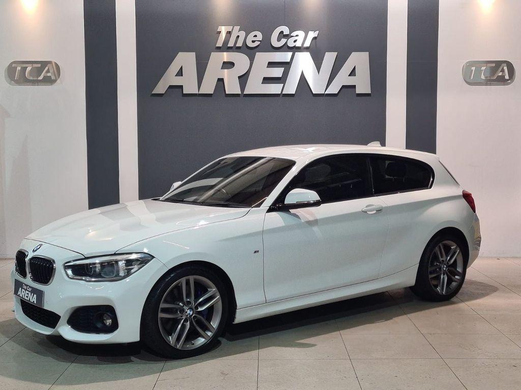 BMW 1 Series Hatchback 2.0 120d M Sport Auto (s/s) 3dr