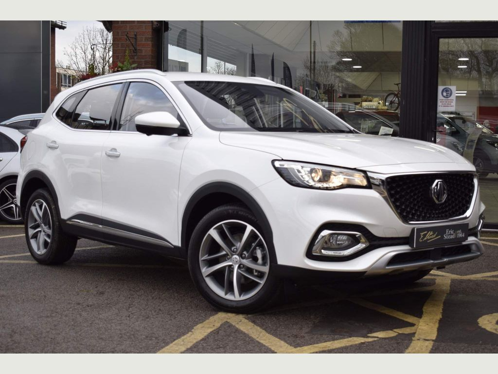MG MG HS SUV 1.5 T-GDI 16.6 kWh Excite Auto (s/s) 5dr